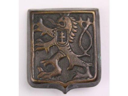 Z113 odznak vojenský čepicový ČSR (1)