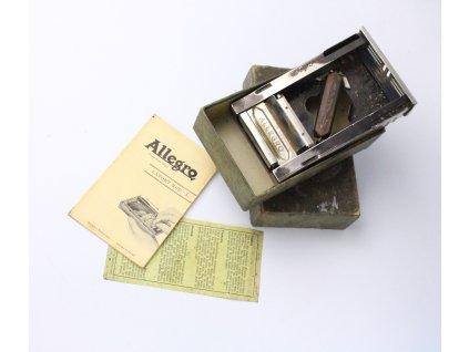 Brousek na žiletky Allegro Switzerland x1206 (1)