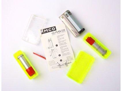 Starý zapalovač IMCO GAS TYPE G 11 x1208 (2)