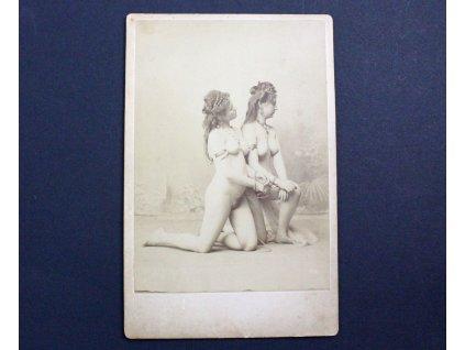 Staré foto erotika akt kabinetka x1227 (1)