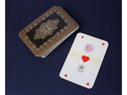 Hrací karty UNIE PRAGUE KOLEK 1. REPUBLIKA x1357 (4)