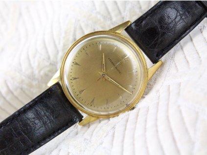 Zlaté hodinky ETERNA MATIC (1)