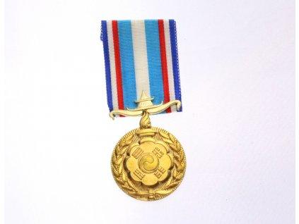 Pamětní medaile OSN v Koreji x1592 (3)