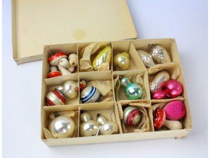 Retro vánoční ozdoby x101 5 (3)