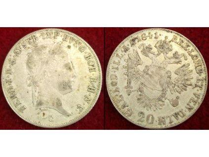 M86 20 kr 1841 c
