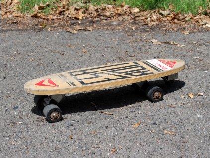 Retro skateboard x1713 (1)