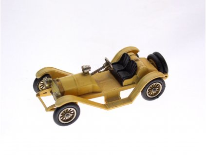 MATCHBOX 1913 MERCER RACEABOUT MODEL OF YEASTERYEAR No. 7 y121 (6)