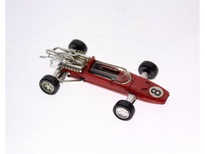 Schuco Ferrari Formel 2 Red No.840 166 (2)