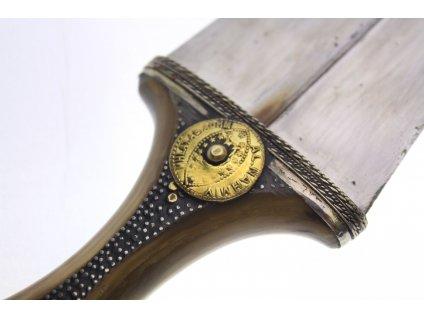 Arabský nůž y137 (1)