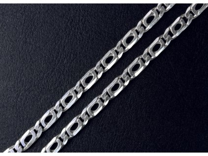 Stříbrný řetěz x1789 (1)