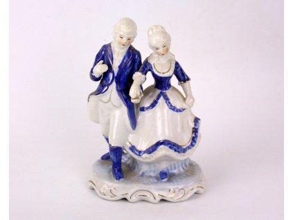 Porcelánové sousoší y159 (2)
