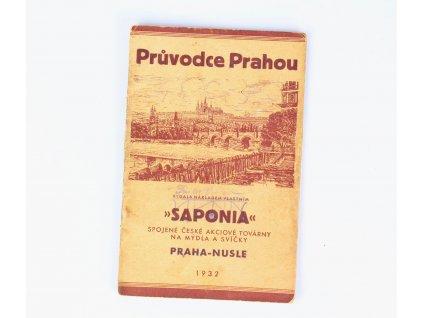 Průvodce Prahou SAPONIA 1932 (2)