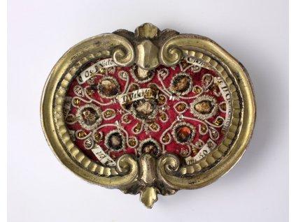Barokní relikviář x1929 (1)