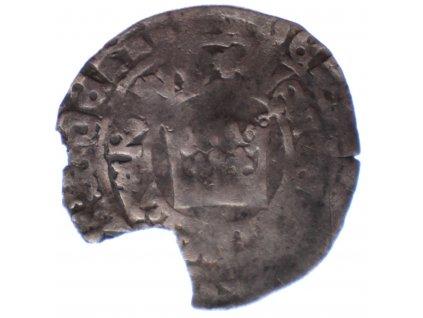 Pražský groš Václav III. M98 (2)