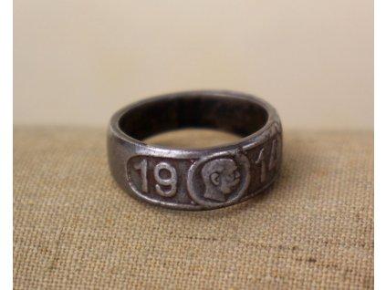 Pamětní prsten první světová válka x1930 (4)