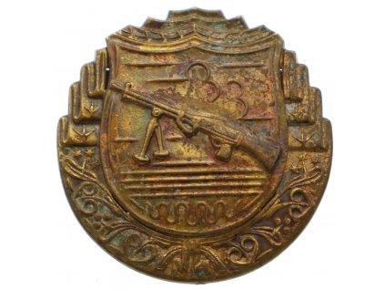 Odznak pro střelce z lehkého kulometu x1941 (2)