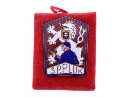 3 pěší pluk 1940 Francie pamětní odznak x1942 (2)
