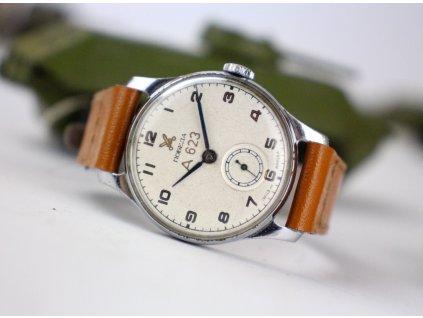 Vojenské hodinky POBEDA ev.č. A 623 (5)