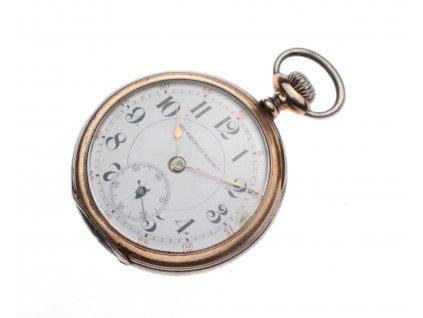 Kapesní hodinky THE WATTMANN WATCH C° (2)