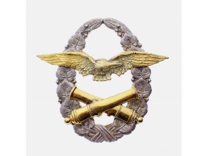 Balónový pozorovatel vojenský odznak x2092 (2)