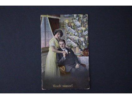 Pohlednice Veselé vánoce (2)