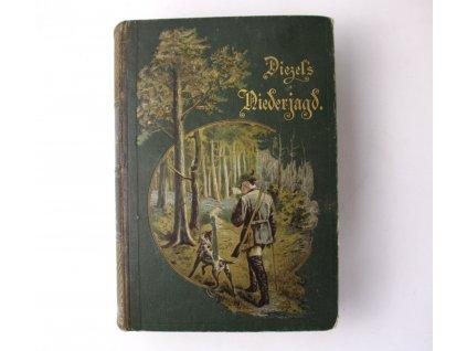 Kniha Diezels Niederjagd (2)