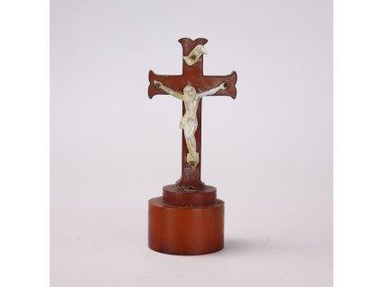 Kříž křížek na podstavci (1)