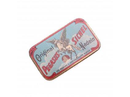 Gramofonové jehly Original Pegasus SICHEL Nadeln (4)