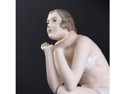 Soška dívka Rosenthal Bavaria (9)