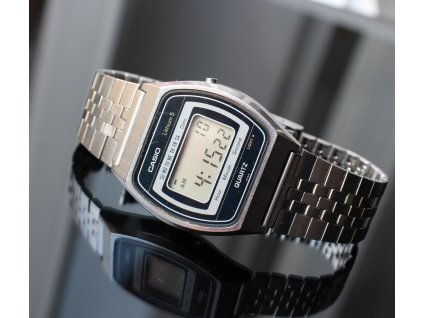 Hodinky CASIO Lithium 5 QUARTZ 122 S004 JAPAN (1)
