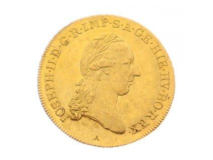 Souverain d'Or - 1/2 Sovrano 1887 A