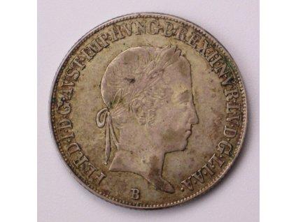 20 kreuzer krejcar 1849 B