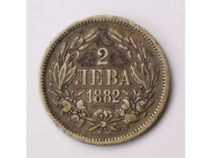 2 leva 1882