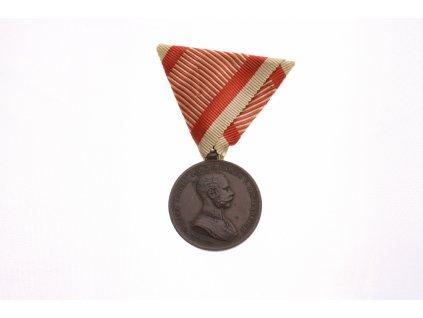 Vyznamenání Franz Josef za statečnost Franz Joseph Der Tapferkeit