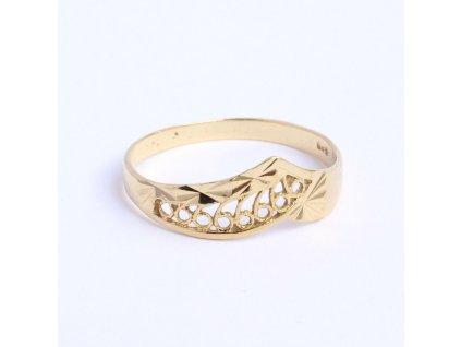 Zlatý prsten v57 §