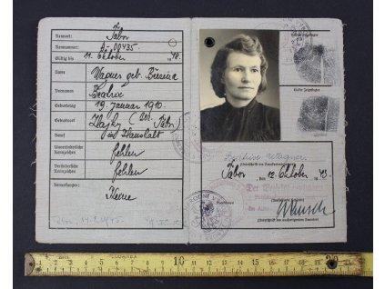 Osobní průkaz 1948