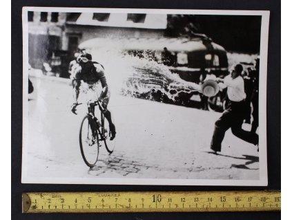 Fotka cyklista