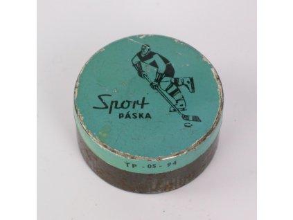 Sport páska Chemopharma - plechovka