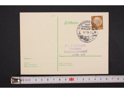 vojenská pohlednice fieldpost (89)