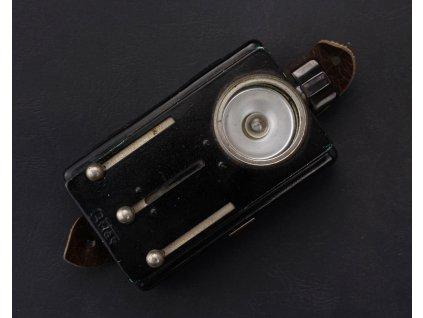 Starožitná baterka ARTAS