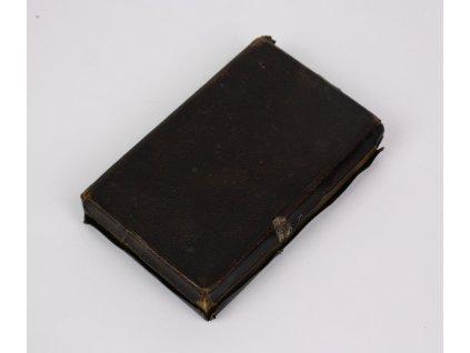 Nový zákon s žalmy 1887