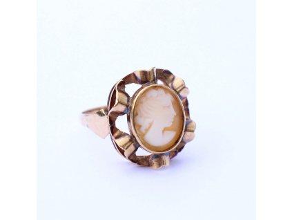Zlatý prstýnek KAMEI