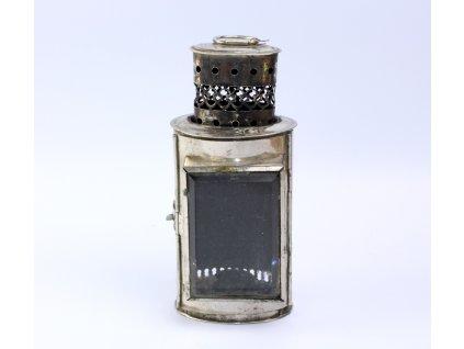Starožítná baterka svítilna