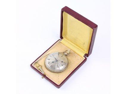 Starožitné kapesní hodinky ŠPINDLOVKY PARIS