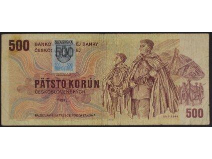 35390 500 kcs 1973 s z kolek slovensko