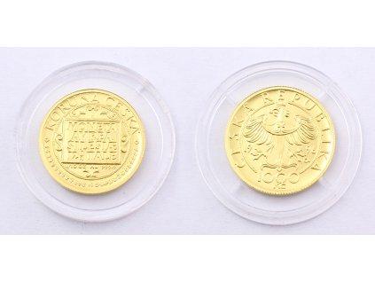 ČESKÁ KORUNA 1000 Kč 1996 BK