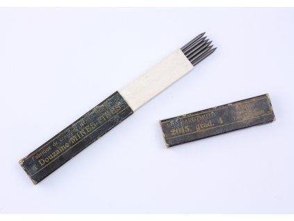 Náhradní grafitové tuhy do mechanických tužek