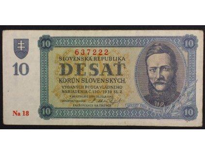 10 ks 1939 s na 18 nep 87300998