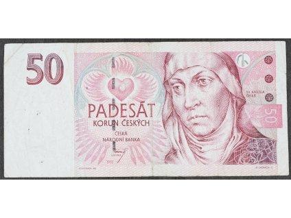 50 Kč 1997 s.E