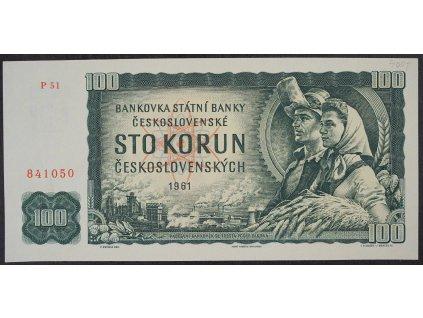 1000 Kčs 1961 s.P UNC